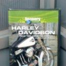 Cine: HARLEY DAVIDSON -100 AÑOS DE HISTORIA-. Lote 26603333