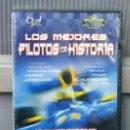 Cine: LOS MEJORES PILOTOS DE LA HISTORIA. Lote 26603287