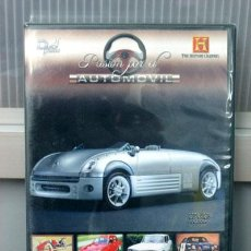 Cine: RENAULT -- DVD OFICIAL. Lote 26380862