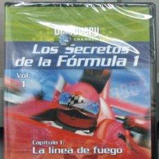 Cine: LOS SECRETOS DE LA F-1 -VOLUMEN 1-. Lote 26539659
