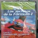 Cine: LOS SECRETOS DE LA F-1 -VOLUMEN 2-. Lote 26539658