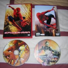 Cine: SPIDERMAN ( 2 DVDS ). Lote 11880554