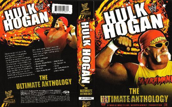 Wwf - hulk hogan the ultimate anthology dvd 4 - Sold through ...