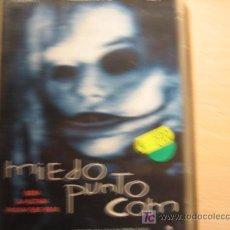 Cine: 6968-MIEDO PUNTO COM. Lote 5636140
