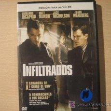 Cine: 6210-INFILTRADOS. Lote 26200000