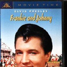 Cine: CINE GOYO - DVD - FRANKIE & JOHNNY - ELVIS PRESLEY - *AA98. Lote 22882891