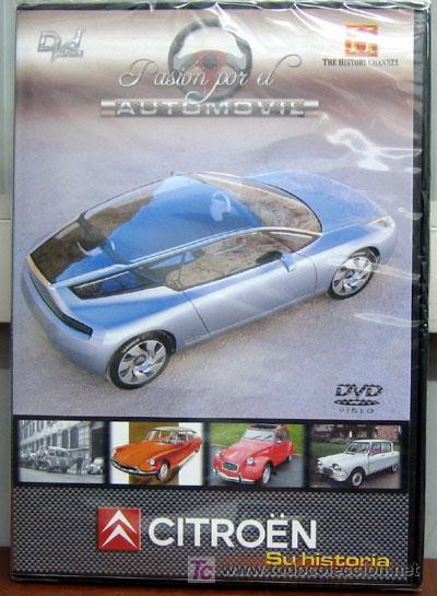 CITROEN -- DVD OFICIAL (Cine - Películas - DVD)