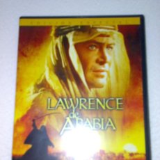 Cine: LAWRENCE DE ARABIA 2DVD. Lote 27057139