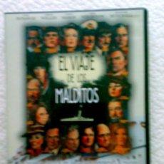 Cine: EL VIAJE DE LOS MALDITOS. Lote 26771329