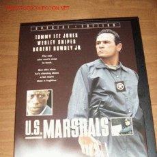 Cine: PELICULA U.S MARSHALS EN DVD ED.SPECIAL . ORIGINAL. Lote 20169643