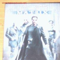 Cine: MATRIX EN DVD ORIGINAL LENGUAJE EN INGLÉS. Lote 27457543