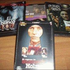 Cine: 4 PELICULAS EN DVD ORIGINALES. Lote 27322263