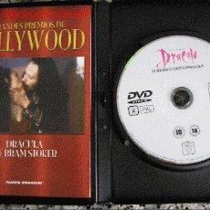 Cine: DRACULA DE BRAM STOKER DVD ORIGINAL GANADORA DE 3 OSCAR 1992 123 MINUTOS. Lote 26715378