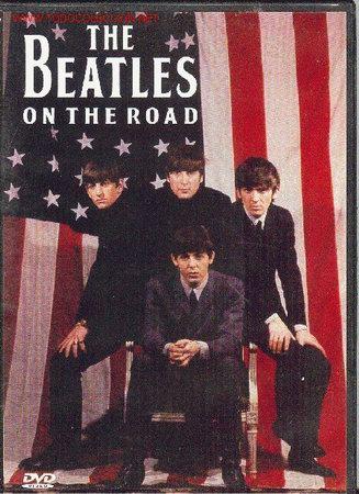 UXD THE BEATLES ON THE ROAD DVD ORIGINAL DOCUMENTAL DEL PRIMER VIAJE A EEUU AL JAPON, ENTREVISTAS, (Cine - Películas - DVD)