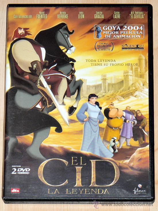 el cid la leyenda full movie