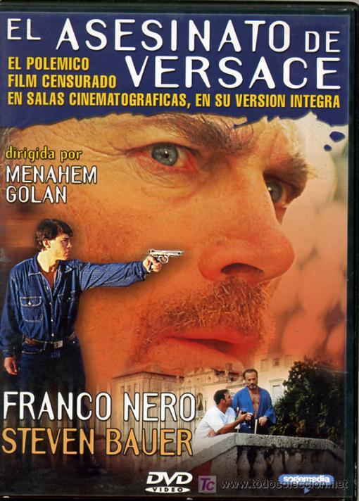 EL ASESINATO DE VERSACE - PELICULA DE TEMATICA GAY (Cine - Películas - DVD)