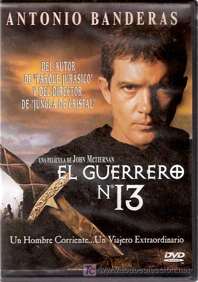 Cine Peliculas En Dvd El Guerrero Numero 13 Vendido En Venta Directa 23992258