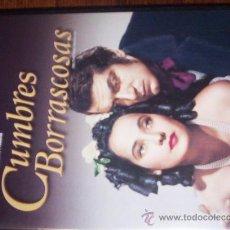 Cine: CUMBRES BORRASCOSAS. Lote 12763285