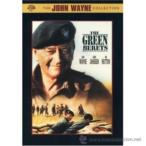 7acd1d9b8db78 Clasicos dvd boinas verdes john wayne novedad n - Verkauft durch ...