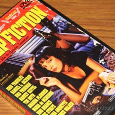 Cine: PULP FICTION - DVD. Lote 48588470