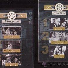 Cine: JOYAS DEL CINE - LOTE DE 42 DVD , CONTIENEN TRES PELICULAS C/U. Lote 58479020