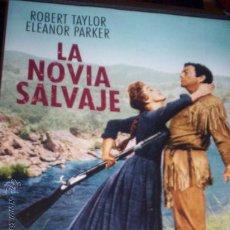 Cine: LA NOVIA SALVAJE. Lote 14513888