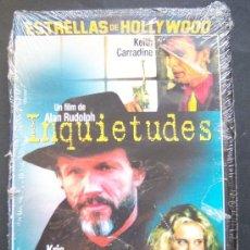 Cine: INQUIETUDES, DE ALAN RUDOLPH, EL DIRECTOR DE ELÍGEME. DVD SELLADO.KRIS KRISTOFFERSON,KEITH CARRADINE. Lote 15965922