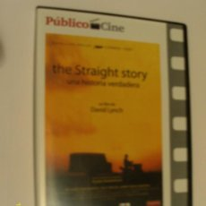 Cine: THE STRAIGHT STORY. Lote 69645181