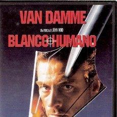 Cine: PELICULAS DVD - BLANCO HUMANO. Lote 25502950