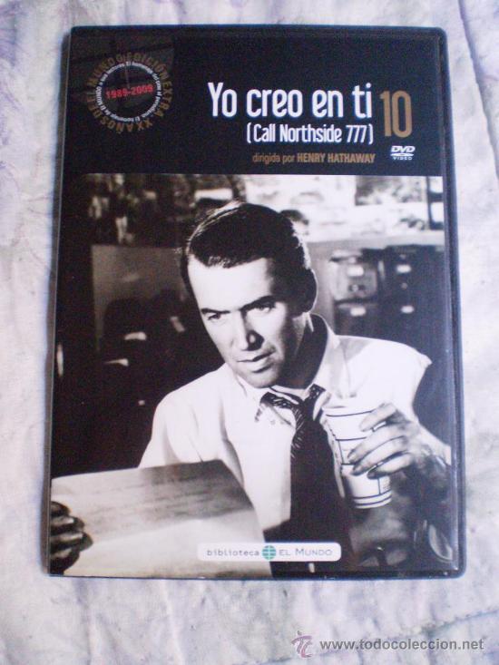 YO CREO EN TI (Cine - Películas - DVD)