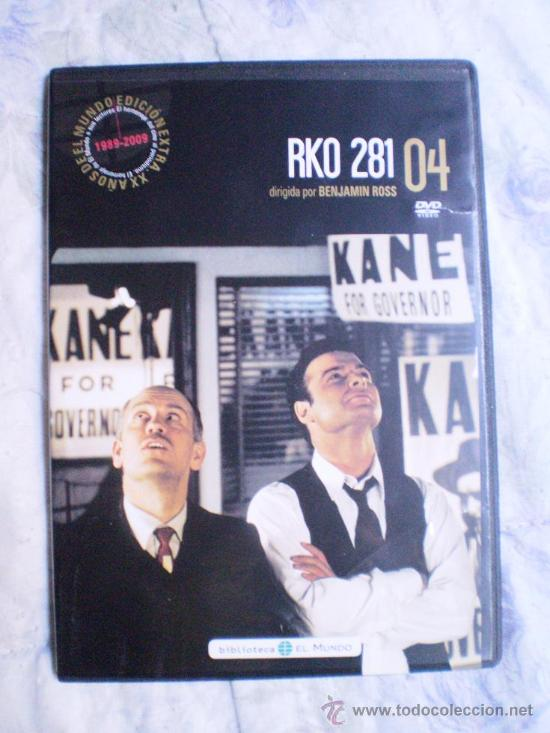 RKO 281 (Cine - Películas - DVD)