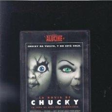 Cine: LA NOVIA DE CHUCKY. Lote 16821484