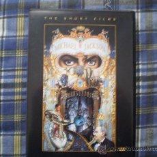 Cine: MICHAEL JACKSON DANGEROUS THE SHORT FILMS DVD. Lote 17094559