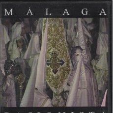 Cine: MÁLAGA PASIONISTA - SEMANA SANTA: EL CAUTIVO Y LA BUENA MUERTE (LEGIÓN). Lote 17194116