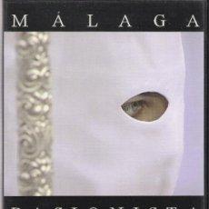 Cine: MÁLAGA PASIONISTA - SEMANA SANTA: LA SALUTACIÓN. Lote 17194339