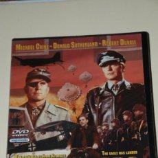 Cine - DVD Ha llegado el aguila. - 27546838