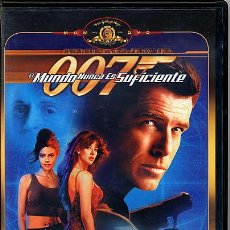 Cine: 007 - JAMES BOND - EL MUNDO NUNCA ES SUFICIENTE - PIERCE BROSMAN. Lote 17612775