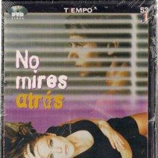 Cine: DVD NO MIRES ATRAS PRECINTADA. Lote 18132842