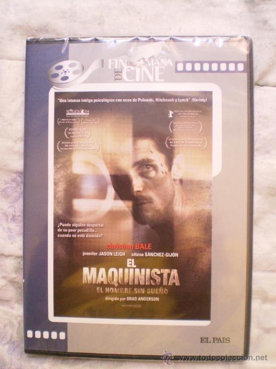 EL MAQUINISTA.COLECCION EL PAIS (Cine - Películas - DVD)