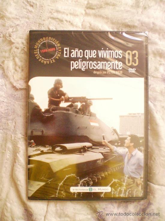EL AÑO QUE VIVIMOS PELIGROSAMENTE,COLECCION EL MUNDO. (Cine - Películas - DVD)