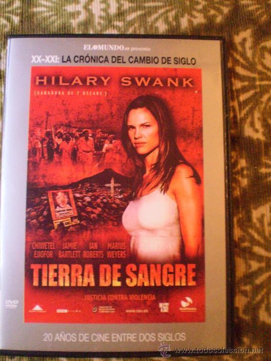 COLECCION EL MUNDO.TIERRA DE SANGRE (Cine - Películas - DVD)