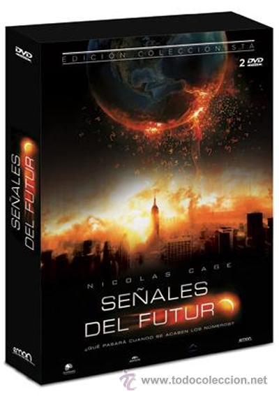 SEÑALES DEL FUTURO (EDICION COLECCIONISTA 2 DVDS + FOTOGRAMAS + LIBRETO + ALFOMBRILLA) (Cine - Películas - DVD)
