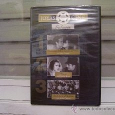 Cine: JOYAS DEL CINE DE GALANES - DVD 9 (ABC), PRECINTADA!!!. Lote 26763967