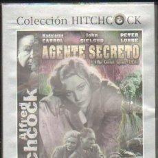Cine: AGENTE SECRETO DVD-038,9. Lote 277725223