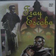 Cine: DVD-FRAY ESCOBA-NUEVO PRECINTADO Y DESCATALOGADO. Lote 38519449