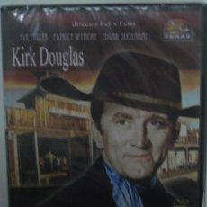 Cine: DVD-LA LEY DE LA FUERZA-KIRK DOUGLAS-NUEVO PRECINTADO Y DESCATALOGADO. Lote 27039894