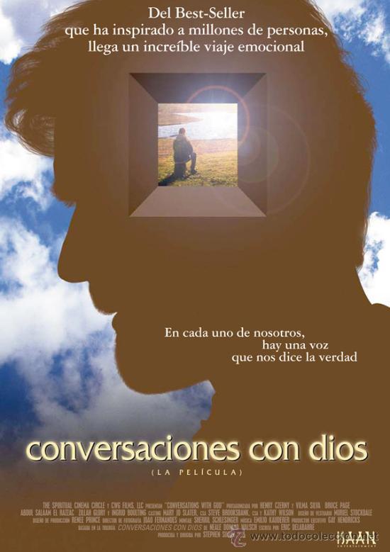 CONVERSACIONES CON DIOS - LA PELICULA - NEALE DONALD WALSCH - DVD (Cine - Películas - DVD)