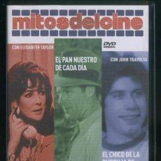 Cine: MITOS DEL CINE. 3 PELICULAS. Lote 22813065