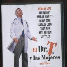 Cine: EL DR T Y LAS MUJERES. Lote 22827146