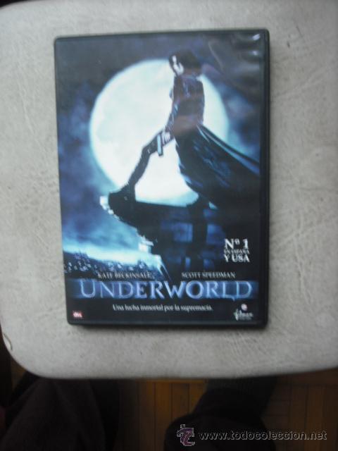 UNDERWORLD CON KATE BECKINSALE / SCOTT SPEEDMAN (Cine - Películas - DVD)
